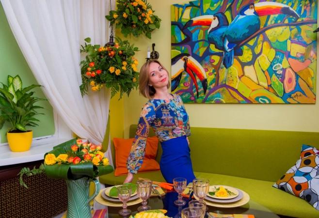 Интервью с Еленой Усановой о закадровой кухне телепроектов