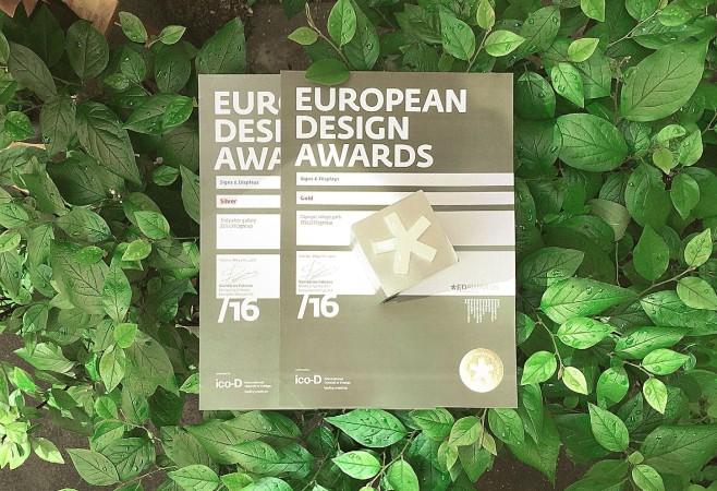 Zolotogroup получили главные награды на ED-AWARDS 2016